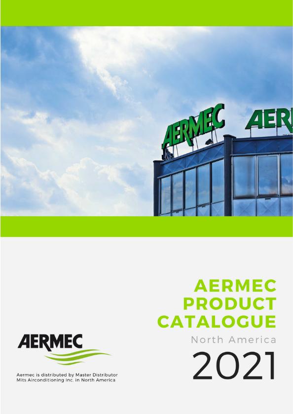 Aermec Product Catalogue 2021
